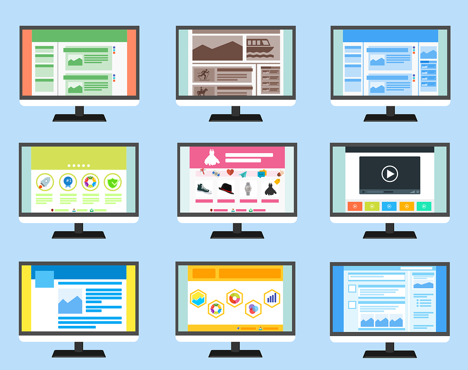 The Advantages of Web Page Template Designs: Tips and Guides on Which To Choose