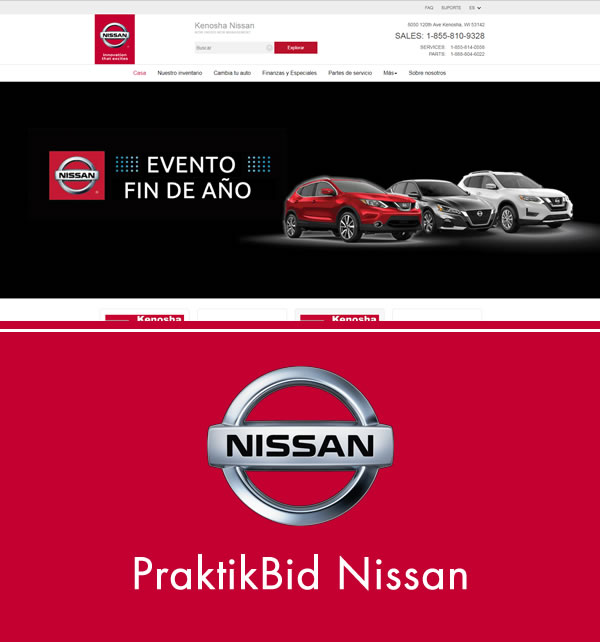 Kenosha Nissan
