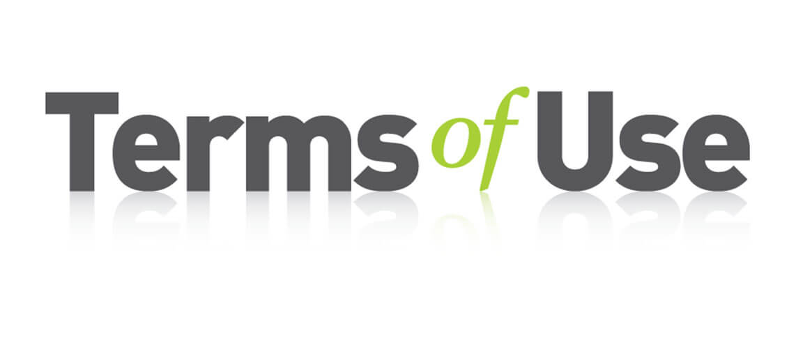 Terms Of Use >> Terms Of Use And Conditions